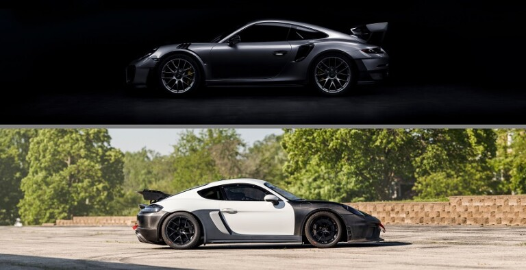 gt2rs and gt4 clubsport feature